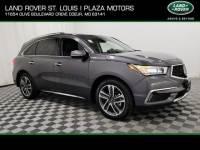 2017 Acura MDX w/Advance Pkg SH-AWD w/Advance Pkg