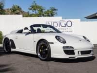 2011 Porsche 911 Speedster Cabriolet