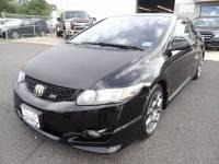 2010 Honda Civic Cpe 2dr Man Si