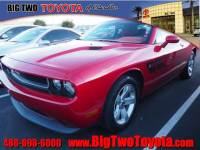 Used 2011 Dodge Challenger SE SE Coupe in Chandler, Serving the Phoenix Metro Area