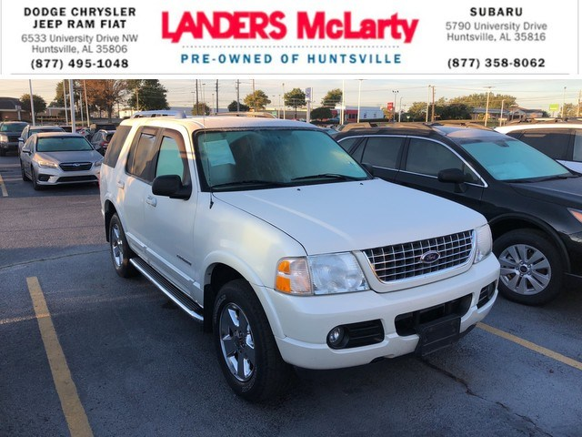 Photo 2004 Ford Explorer Limited