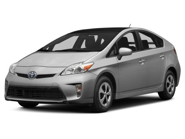 Photo Used 2014 Toyota Prius HB Three For Sale in Salt Lake City, UT