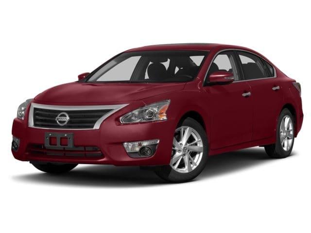 Photo Certified 2014 Nissan Altima 2.5 SL Sedan in Greensboro NC