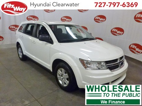 Photo Used 2012 Dodge Journey for Sale in Clearwater near Tampa, FL