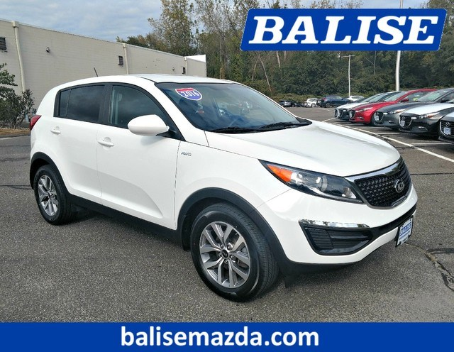 Photo Used 2016 Kia Sportage LX for Sale in West Springfield, MA
