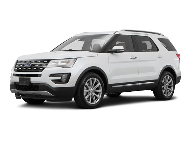 Photo 2016 Ford Explorer Limited FWD Limited in Columbus, GA