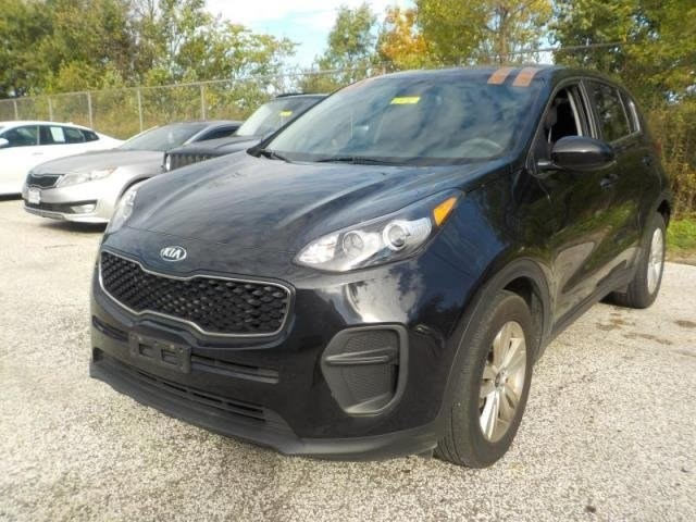 Photo Used 2017 Kia Sportage For Sale in Monroe OH