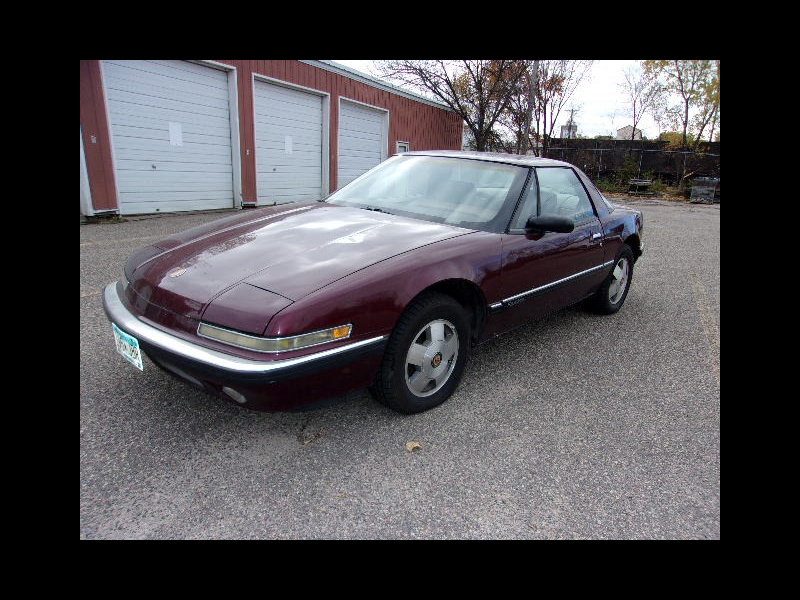 Photo 1990 Buick Reatta Coupe