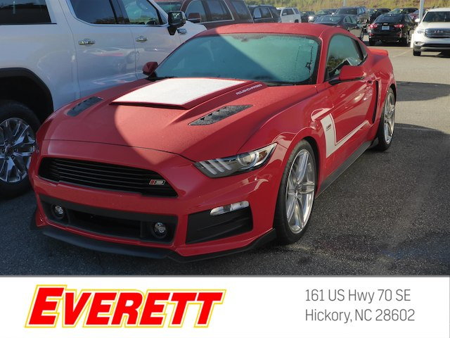 Photo Pre-Owned 2017 Ford Mustang GT Roush Stage 3 RWD Coupe
