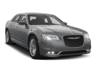 Pre-Owned 2018 Chrysler 300 C w/Hemi V8 + Navigation + Sunroof RWD Sedan