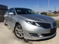 Pre-Owned 2014 Lincoln MKZ Base With Navigation & AWD