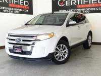 2011 Ford Edge SEL NAVIGATION REAR CAMERA REAR PARKING AID HEATED LEATHER SEATS BLUETOOTH