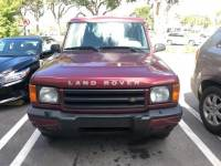 Used 2000 Land Rover Discovery West Palm Beach
