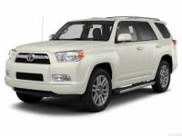 2013 Toyota 4Runner 4WD Limited SUV 4x4