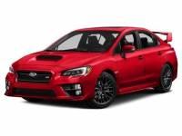 Used 2017 Subaru WRX STI Limited with Lip Sedan near Salt Lake City