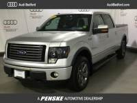 2011 Ford F-150 4WD SuperCrew 145 FX4 Truck SuperCrew Cab in Bedford