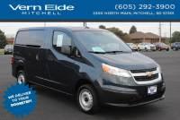 2017 Chevrolet City Express 1LT Van 4 cyls
