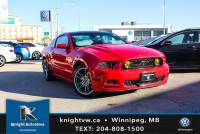 Pre-Owned 2014 Ford Mustang GT w/Sunroof/Premium/Low KM RWD 2dr Car