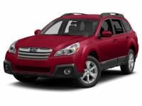 Certified Pre-Owned 2014 Subaru Outback 2.5i in Bellingham, WA