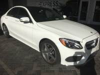 Pre-Owned 2015 Mercedes-Benz C 300 Sport AWD 4MATIC®