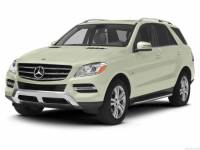 Used 2013 Mercedes-Benz M-Class ML 350 BlueTEC 4MATIC SUV in Johnstown, PA