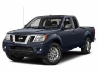 2018 Nissan Frontier SV 2WD King Cab