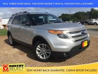 2015 Ford Explorer XLT SUV V-6 cyl
