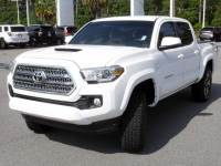 2016 Toyota Tacoma TRD Sport Double Cab 2WD Double Cab V6 AT TRD Sport