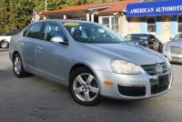 2008 Volkswagen Jetta Sedan SE