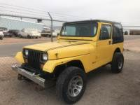 1988 Jeep Wrangler Laredo Hard Top