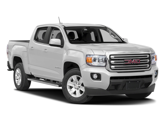 Photo Pre-Owned 2016 GMC Canyon 2WD SLE Crew Cab RWD Crew Cab Pickup