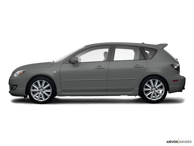 Photo Used 2009 Mazda Mazda3 Mazdaspeed3 Hatchback for Sale near Atlanta, GA