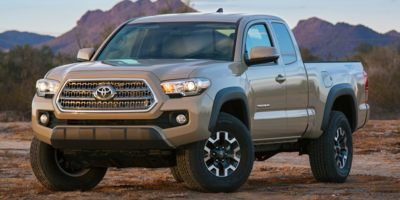 Photo Pre-Owned 2016 Toyota Tacoma Back to the Future Edition 4WD