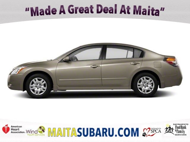 Photo Used 2012 Nissan Altima 2.5 S Available in Sacramento CA