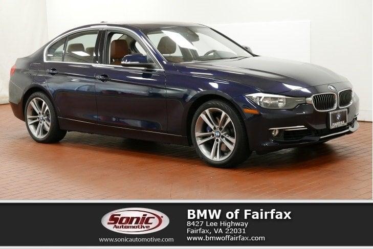 Photo Certified Used 2015 BMW 3 Series in Fairfax, VA