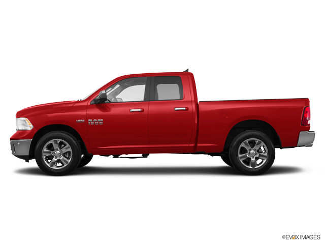 Photo Used 2017 Ram 1500 Big Horn Pickup For Sale in High-Point, NC near Greensboro and Winston Salem, NC