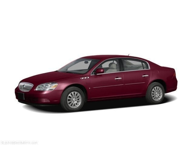 Photo Pre-Owned 2007 Buick Lucerne CXL V6 in Schaumburg, IL, Near Palatine
