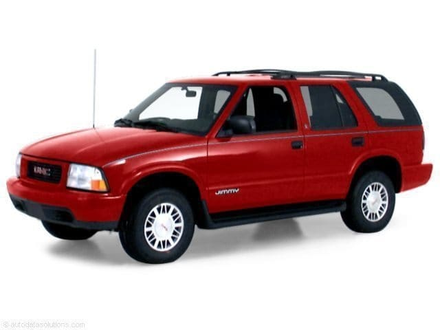 Photo Used 2000 GMC Jimmy SLE Convenience For Sale Elgin, Illinois