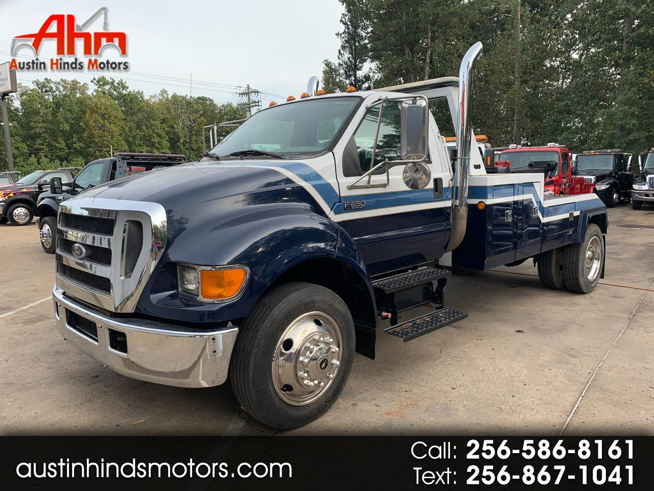 Photo 2005 Ford F-650 Regular Cab 2WD DRW