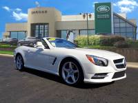 Pre-Owned 2014 Mercedes-Benz SL-Class SL 550 RWD Convertible