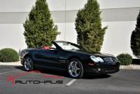 Pre-Owned 2003 Mercedes-Benz SL-Class SL 55 AMG® RWD 2D Convertible