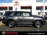2018 Toyota 4Runner Limited SUV 4x4