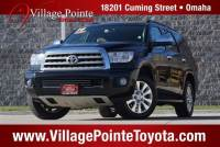 2016 Toyota Sequoia Platinum SUV 4WD for Sale in Omaha