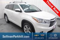 Pre-Owned 2014 Toyota Highlander AWD 95713 miles