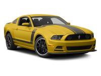 Pre-Owned 2013 Ford Mustang Boss 302 RWD 2dr Car