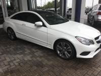 Pre-Owned 2014 Mercedes-Benz E 350 Rear Wheel Drive Coupe