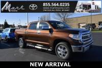 Certified Pre-Owned 2015 Toyota Tundra 1794 CrewMax 5.7L V8 4x4 w/Heated & Ventilated Lea Truck in Plover, WI