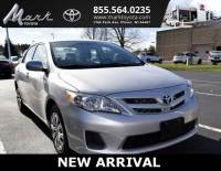 Used 2012 Toyota Corolla LE w/Bluetooth, Power Package & Cruise Control Sedan in Plover, WI