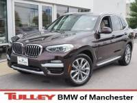 Certified Used 2018 BMW X3 xDrive30i SAV in Manchester NH