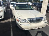 Pre-Owned 2007 Lincoln Town Car Signature Limited Sedan in Jacksonville FL